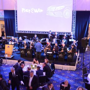 Live-Konzert der Daimler Classic Jazz
